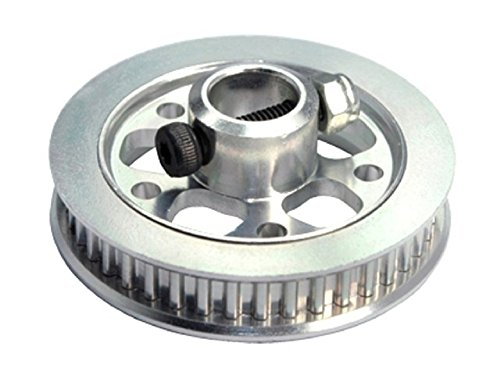 Microheli CNC Aluminum Tail Drive Pulley - BLADE 300 - Pulley Drive Tail