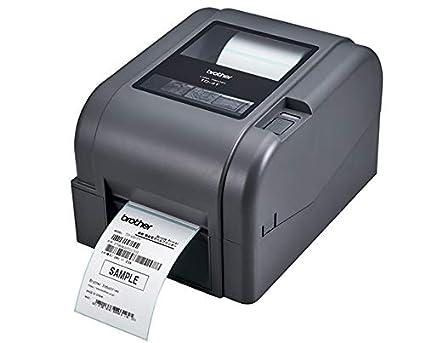 Brother TD-4520TN - Impresora Profesional térmica de Etiquetas y ...