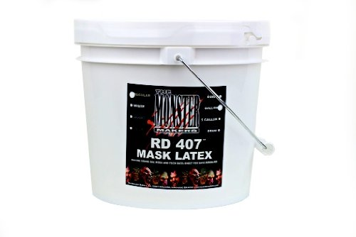 The Monster Makers RD-407 Mask Making Latex (1 Gallon) ()