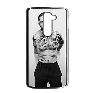 LG G2 Cell Phone Case Black Tom Hardy Y2R8UJ
