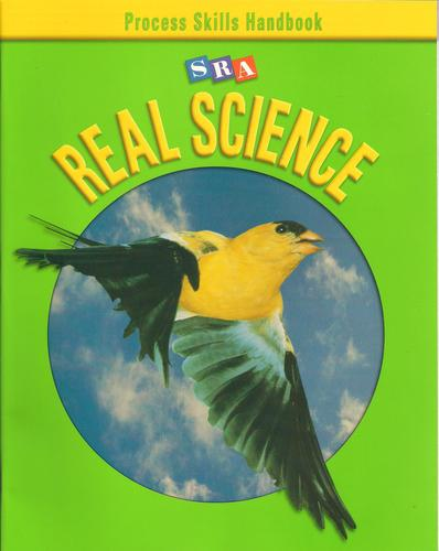 Read Online SRA Real Science: Level 2, Process Skills Handbook pdf