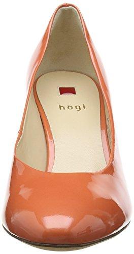 Högl 1- 10 6005 - Tacones Mujer Naranja - Orange (8700)