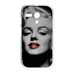 Motorola G Cell Phone Case White Marilyn Monroe as a gift U0667526