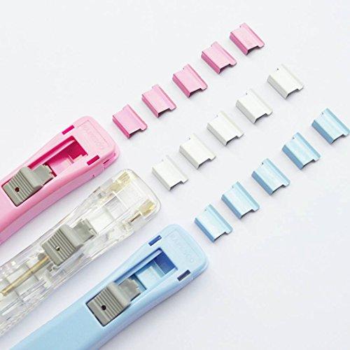 Rapesco CP15040M Supaclip 40 Blatt Nachf/üllklammern 150 St/ück Verschiedene Farben