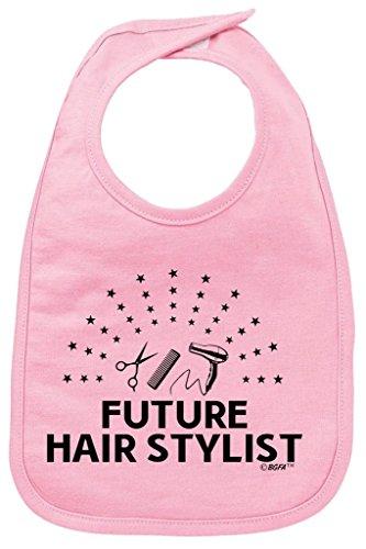 Hair Baby Bib - 8