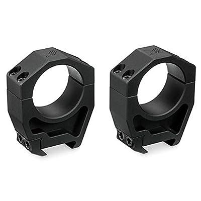 Vortex PMR-34-145 34 mm (1.45 Inch / 36.8 mm) Precison Matched Rings (Set of 2) by VORTEX