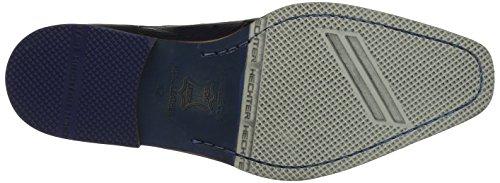 Daniel Hechter 811228021100, Zapatos de Cordones Derby para Hombre Azul (Dark Blue)