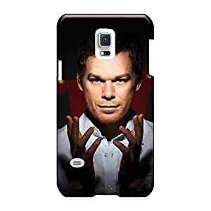 WandaDicks Samsung Galaxy S5 Mini Excellent Hard Cell-phone Case Custom Beautiful Dexter Movie Wonderful Pictures [grY9149rToa]