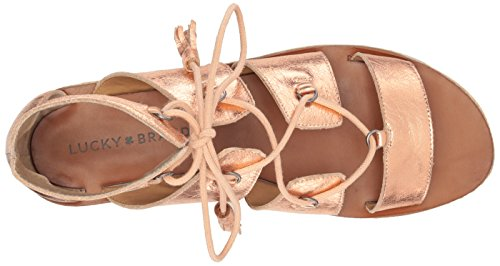 Dristel Rose Sandal Fisherman Women's Lucky Brand wXqE77