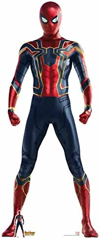 Standup Parker Party photos Spider-Man Child Size Stand-In Cardboard Cutout
