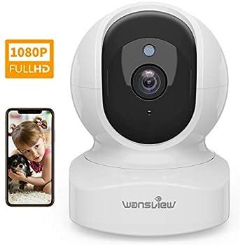Amazon Com Home Security Camera Baby Camera 1080p Hd