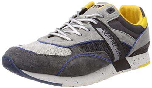 Volcano Rabari Sneaker Grey FOOTWEAR Grau Herren NAPAPIJRI 0wgTXqET
