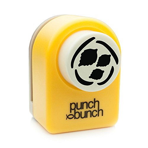 - Punch Bunch Punch, Medium, Garden leaves