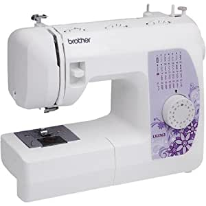 Brother 27 stitch sewing machine included 4 bobbins 3 for Arts and crafts sewing machine