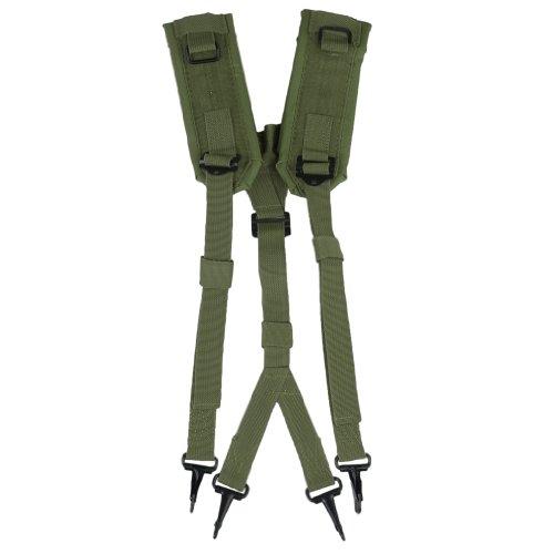 Mil Tec US LC2 Suspenders Olive product image