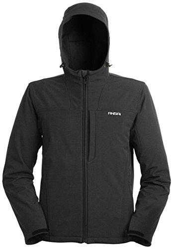 Mobile Warming Silverpeak Heated Jacket - Large/Black