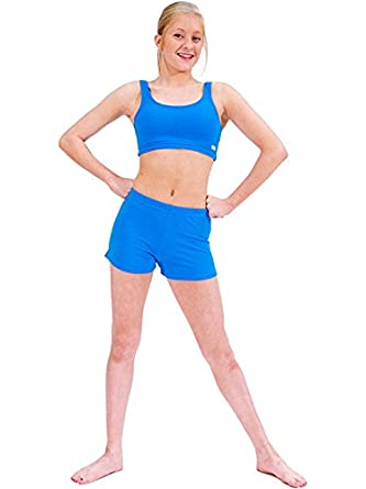 828b107372 Dans-ez by Strictly Dancin Sports Shorts
