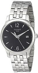 Tissot Women's T0632101105700 T-Trend Analog Display Quartz Silver Watch