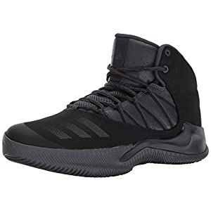adidas Originals Men's Shoes | Ball 365 Inspired Basketball, Black/Utility Black/White, (10.5 M US)