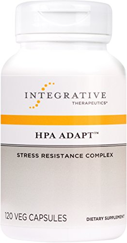 Integrative Therapeutics   Hpa Adapt  Hypothalamic Pituitary Adrenal  With Ashwagandha  Maca  And Rhodiola   Daytime Stress Relief   120 Vegetable Capsules
