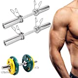 coldshine 2' Olympic Weight Bar Dumbbell Bars Set&Weights Weight Lifting Dumbell