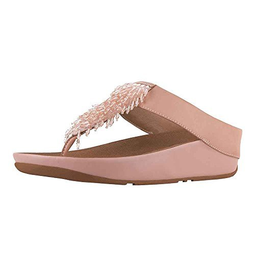 Toe Sandals Pink Fitflop Rumba thong Dusky pxZwx5v7q