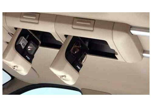 Ford F-Series OEM Overhead Gray Lifestyle Bins - 4L3Z18519A70AAM