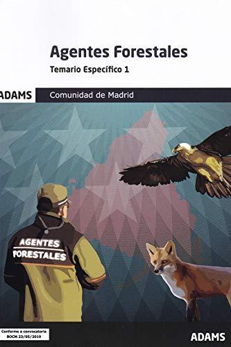 Temario específico 1 Agentes Forestales Comunidad de Madrid (Temario específico Agentes Forestales Comunidad de Madrid (OC)) por Vv. Aa.