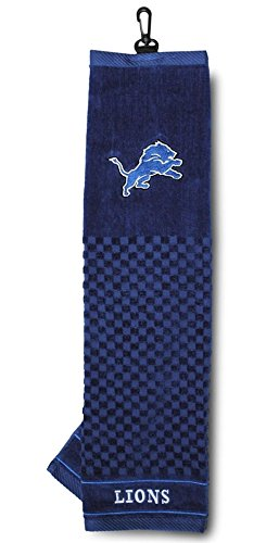 Detroit Lions 16''x22'' Embroidered Golf Towel