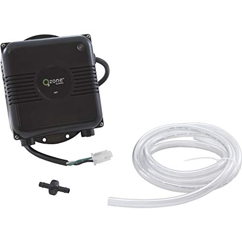 Balboa 35-175-4451 CRT Ozonator Kit with Amp Cord, 54451, Black/White