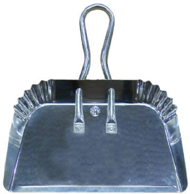 Quickie #428 17'' Aluminum Dust Pan by Quickie