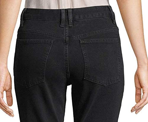 Free People | Dylan High-Rise Bootcut Jeans | Black