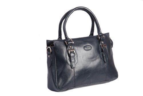 Hansson sac à main pour femme bleu taille unique (bleu)