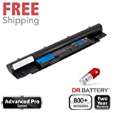Dr. Battery® Advanced Pro Series Laptop / Notebook Battery Replacement for Dell N411Z (4400 mAh)FREE SHIPPING! 60-Day Money Back Guarantee! 2 Year Warranty (Ship From Canada)