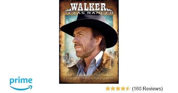 Amazoncom Walker Texas Ranger Season 1 Chuck Norris