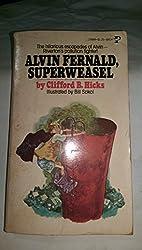 Alvin Fernald, Superweasel (Archway Paperback)