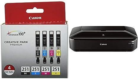 Amazon.com: CANON PIXMA iX6820 Impresora de negocios ...