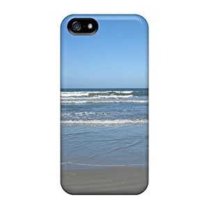 New BrianLee Super Strong Daytona Beach Fl Tpu Case Cover For Iphone 5/5s