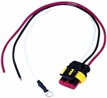 LED 3-Wire, Amp H//S withStopped Lead /& Ring Peterson Manufacturing 417-49 Stop /& Tail Plug
