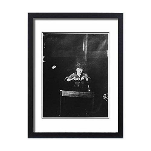 Framed 24X18 Print Of Tomczyk Demonstates Pk (4374258) by Prints Prints Prints