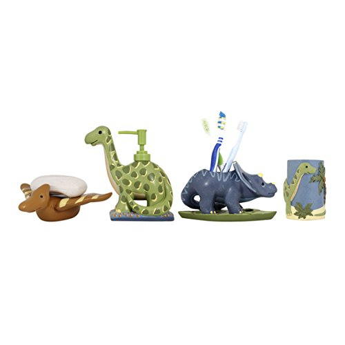 Dinosaur Bathroom Decor Amazon Com