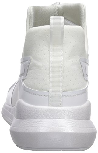 Pour Ep Femme Rebel White White Mid Chaussures puma Puma fw1tIqB