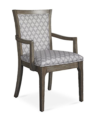 Somerton Dwelling 802F46 Improv in G Arm Chair with Patterned Fabric