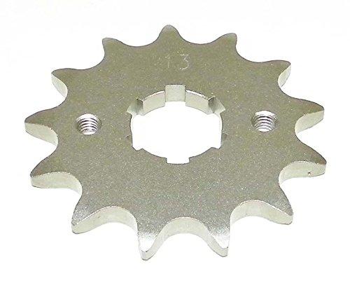 Kawasaki / Yamaha Steel Front Sprocket 125 / 200 / 220 / 250 / 300 / 350 / 400 / 465 / 490 / 500 13 Teeth ATV / Motorcycle (220 Tooth)