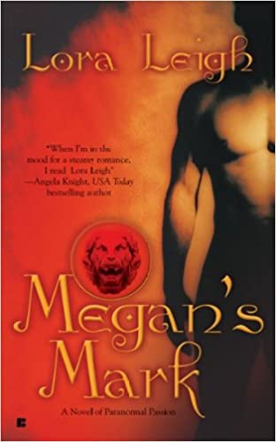 Book Megan's Mark
