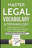 Master Legal Vocabulary & Terminology- Legal