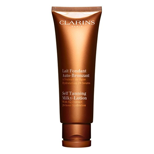 - Clarins Self-Tanning Milky Lotion - 4.2 Ounces