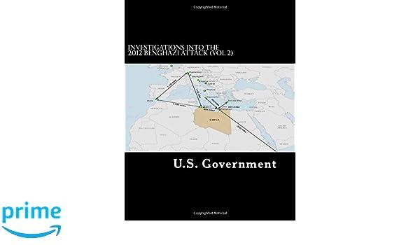 Investigation into the 2012 Benghazi attack