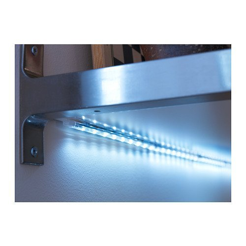 Ikea LED 3-piece Light Strip Set in White for the Perfect Ambiance Lighting (Lighting Ikea Outdoor)
