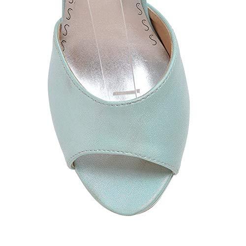 MJS03578 1TO9 Ballerine Blue Donna Sconosciuto UfOw7q5O